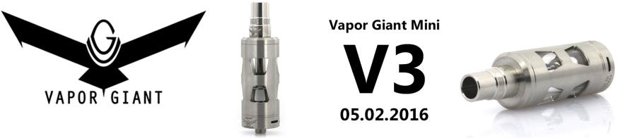 Vapor Giant Mini v3