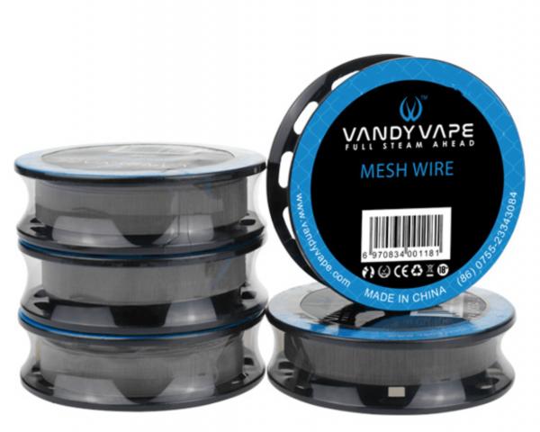 Vandy Vape 1.5m Mesh Wire 400 SS316L - M6