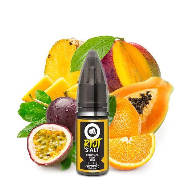 Tropical Fury Nikotinsalz Liquid