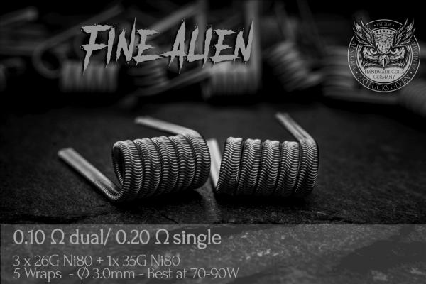 Aenigma Fine Alien - 1 Paar