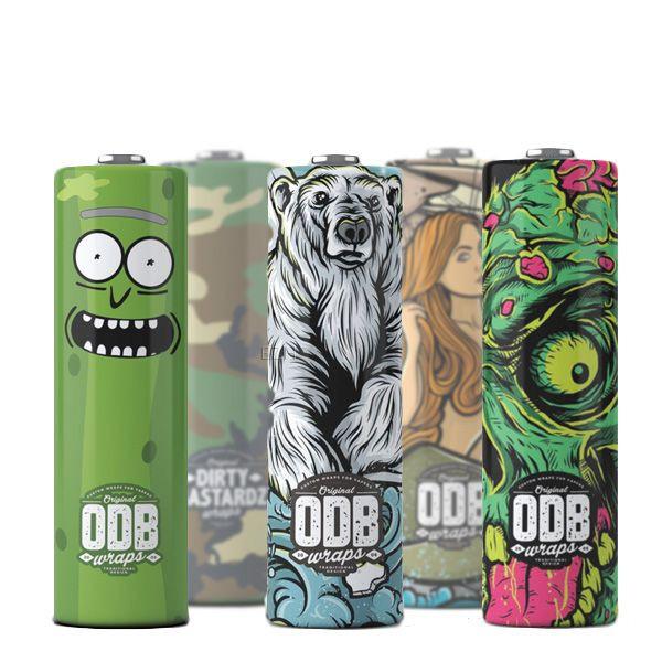 ODB 4 x 20700 Schrumpfschlauch - Battery Wrap