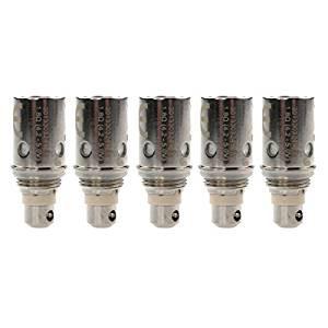 5x Aspire BVC Clearomizer Ersatz-Coils 1.8 Ohm