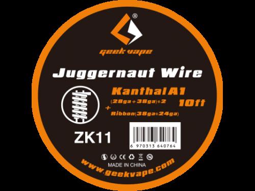 Kanthal Juggernaut Wickeldraht (KA1) - ZK11