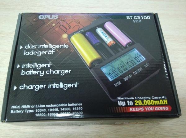 Opus BT-C3100 v2.2 Ladegerät