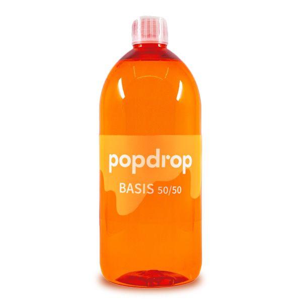 1 Liter 50/50 VPG Popdrop Basis