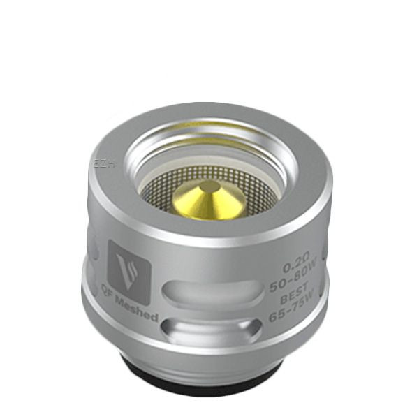 3 x Vaporesso QF Meshed Coil Verdampferkopf