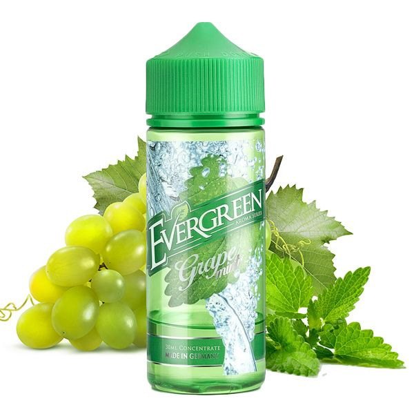 Evergreen Grape Mint