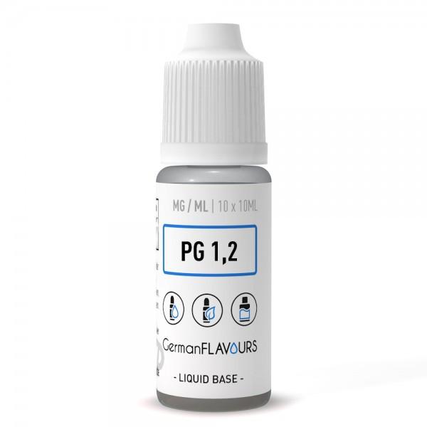 Propylenglycol 1,2 (PG) USP 10 x 10ml