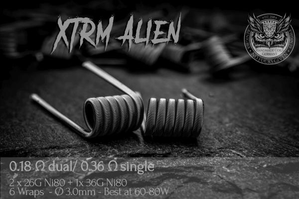 Aenigma XTRM Alien - 1 Paar