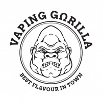 Vaping Gorilla Monkey