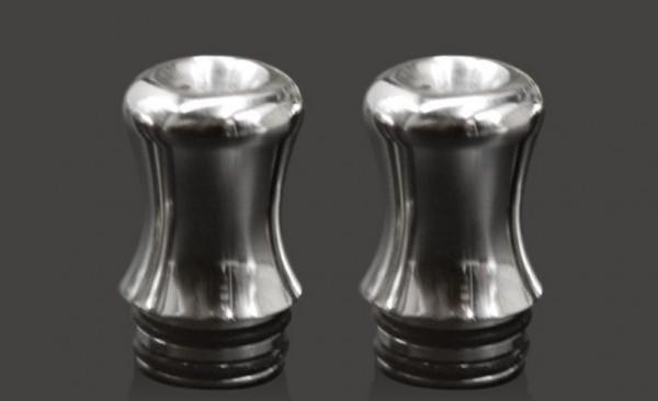 510er 303-Edelstahl DripTip