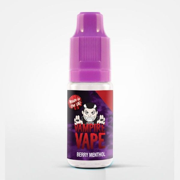 Berry Menthol - 10ml Liquid