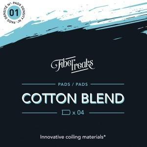 Fiber Freaks - Cotton Blend Pads